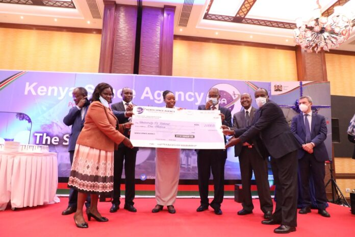 Kenyan Space Agency Awards Research Grant for Nanosatellite Development