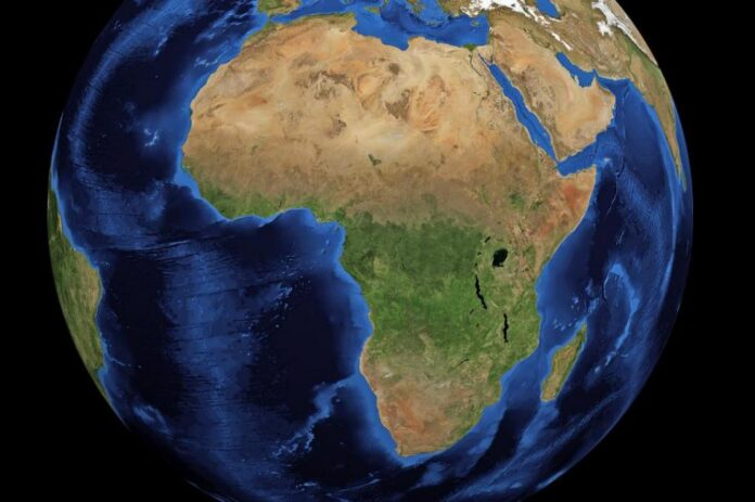 satellite data sharing in Africa