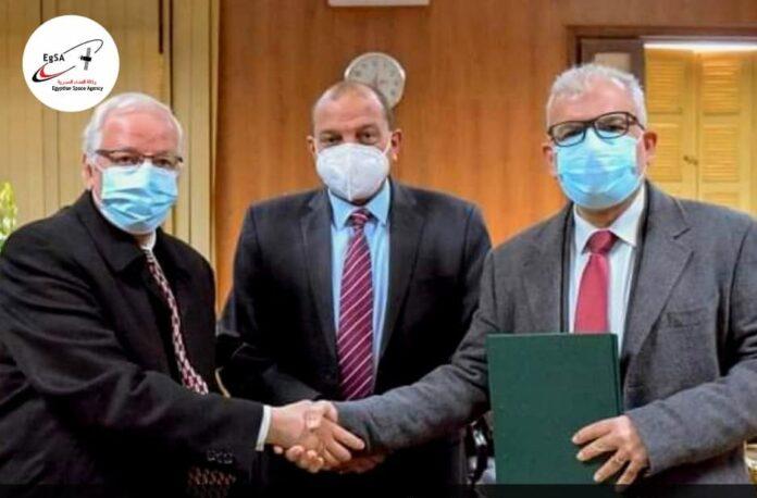 EgSA sign agreement with Beni Suef University