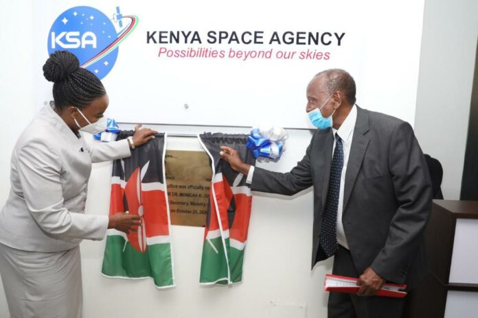 KSAB chairperson kenya would launch small satellites and rockets in August