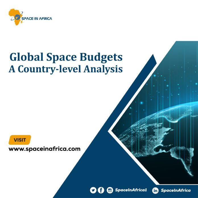 - Space in Africa 2021 DP N 696x696 - Global Space Budgets – A Country-level Analysis