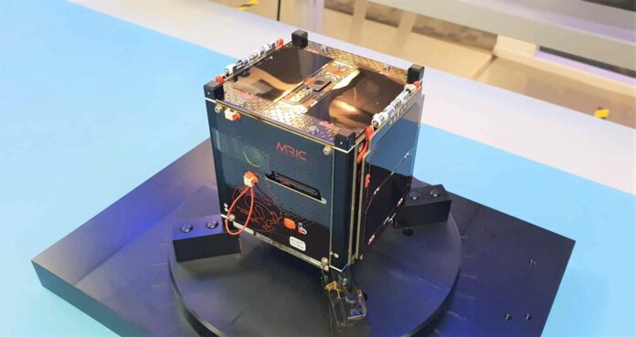 - MirSat 1 696x369 - The Dawn of A New Space Age for Mauritius – Launch of the first Mauritian Satellite: MIR-SAT1